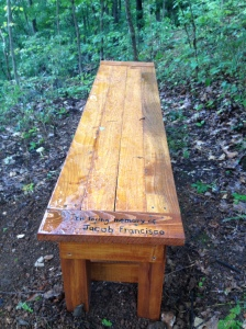 Jacob's Bench
